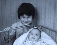 Já s bráchou (necelých 6let)